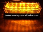new products 12~24V 100% compatible high power LED strobe light, flash lamp 100,000hours life, 18 flash models 1w/led