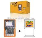 "HDS1022M-N Handheld oscilloscope 20MHz 3.7"" usb digital oscilloscope"