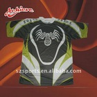 Custom Jerseys spider t-shirt