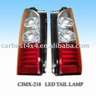 TOYOTA HIACE 2005 RECONFIGURE I LED TAIL LAMP