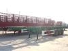 40ft/20ft Skeleton container semi trailer