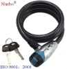SL560*nurbo*NEW*spiral cable lock,coil cable lock,bike lock,bicycle lock