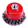twisted cup brush