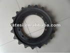 High quality Hitachi/Komatsu/Kobelco/Hyunday excavator&bulldozer part Sprocket