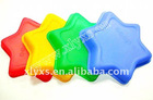 silicone bake pan with five-pointed star shaped