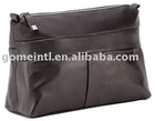 Giner Black Wash & Cosmetic Bag