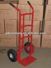 Hand metal plant cart industrial steel trolley warehouse dolly work truck
