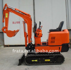 HT08E mini crawler excavator 0.022m3 0.8T with CE