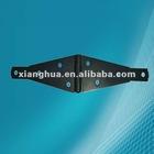 black coated hinge door heavy duty steel hinge