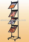 Cardboard display shelf