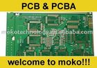 Double side PCB - car parts