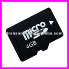 4GB micro SD memory card
