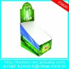 high quality cardboard counter top display boxes