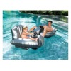 Inflatable electric boat