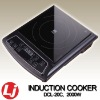 2000W induction plate