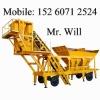 Mobile Cement Mixer