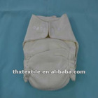 Washable Strong organic cotton fitted cloth nappy