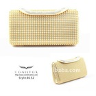 Coniefox 2011 new arrival lady party clutch B152