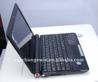 "10.2"" mini laptop 160GB hard disk WIFI 1.3M camera laptops brand new"