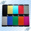 New ! for 4G back cover,same design as iP5,Anti-glare surface ,12 colros ,has logo