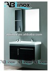 Fashion Stainless Steel Bathroom Cabinet LL1