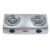 Stainless steel table gas cooker (Biogas)
