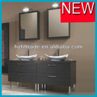 American classics bathroom vanities cabients with double above-counter basin 1500mm HTBC-5213