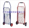 Fold shopping cart;Fold luggage van