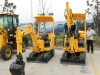 new 1.5 ton small crawler excavator price