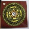 Geomantic omen compass