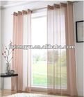 coffee eyelet curtain sheer light fabric