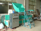 PS recycling & Granulate machine