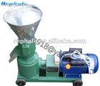 Flat die pellet making machine process animal feed and wood pellet 0086 15638185396