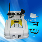 hot in europe! radio frequency rf skin lifting rf beauty equipment