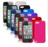 rubber soft cover for apple ipod touch 5
