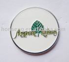 Die struck Golf Ball Marker