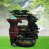 Typical resin vase/indoor vase resin