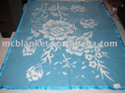 jacquard recycle blanket