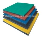 Outdoor Playground Rubber Tiles