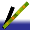 reflective armband with LED light