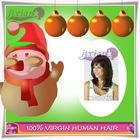 100 percent human hair full lace machine made wigs