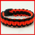 2012 latest wholesale paracord bracelet wpb-008