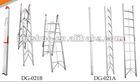 steel rolling ladders