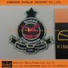 Military Fabric Embroided Badge