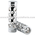 For Use With 1 inch (26MM) Diameter Handlebars Motorcycle Handle Grip