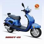 50CC Gas Scooter, EEC, EPA & DOT