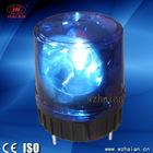 Blue halogen rotator beacon lights