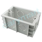 101mm x 67.5mm x 50mm Internal Wall Switch Mounting Box