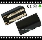 7.4V 1900mAh Decoded Camera Battery for Canon BP608/608A/617