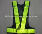 high visibility reflective clothing safety vest